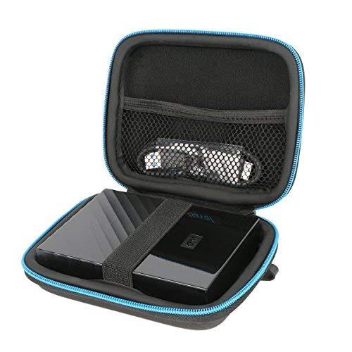 Per WD My Passport 2TB 3TB 4TB /Seagate Expansion Portable 2 TB 3Tb 4Tb Disco rigido esterno Borsa...