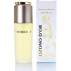 OZONO DOR. Massaggi L'olio ozonizzato naturale (100 ml). Ozonizzato Olio. Anti-infiammatori, analgesici e la guarigione sono le principali caratteristiche di questo olio da massaggio