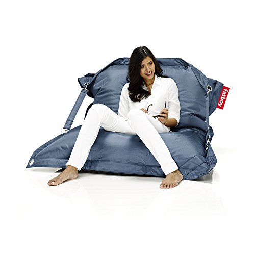 Fatboy 900.0627 Sitzsack, Polyester, blau, 60 x 60 x 110 cm