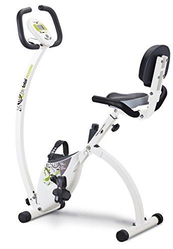 Tecnovita by BH TOTAL ACCESS - Bicicleta estática plegable