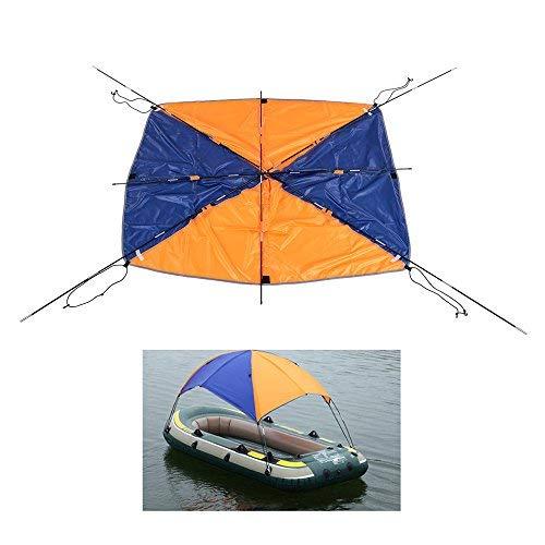 Lixada-Toldo para Lancha o Kayak, protección solar y para Lluvia