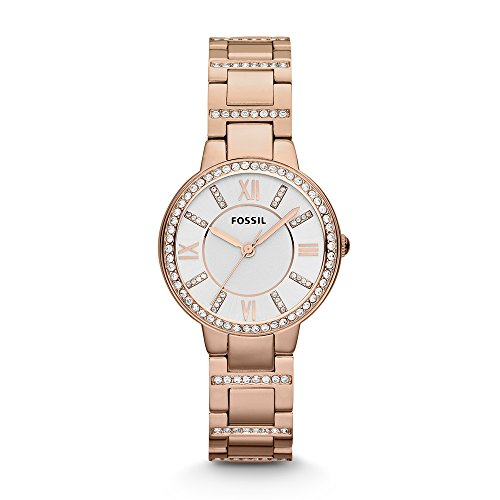 Fossil Analog Silver Dial Women's Watch-ES3284