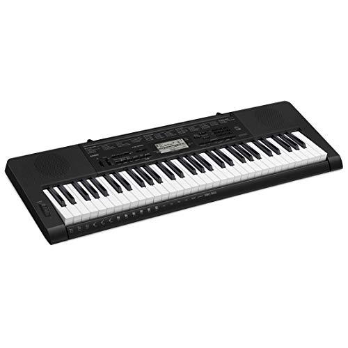 Casio CTK-3500 61-Key Portable Keyboard, Black 7