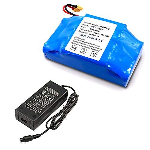 081 store - batteria di ricambio PER Smart Balance + caricabatteria caricatore alimetatore per...