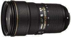 Nikon AF-S NIKKOR 24-70mm f/2.8E ED VR SLR Negro - Objetivo (SLR, 20/16, 0,38 m, Nikon F, Automático/Manual, 24 - 70 mm)