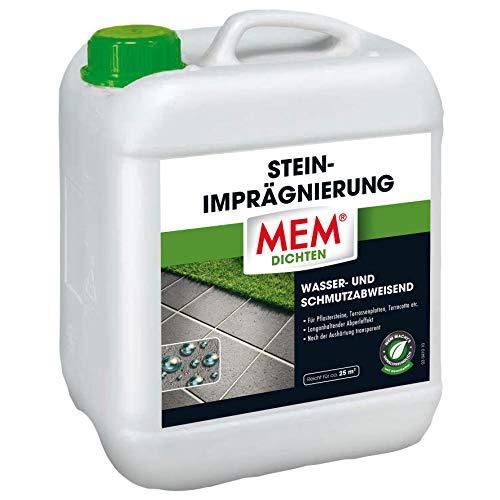MEM Stein-Imprägnierung 5 L