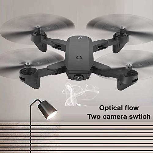 Webla S169 drone autoscatto WIFI FPV 1080P a doppia videocamera pieghevole pieghevole giocattolo aereo a quattro assi,Abs