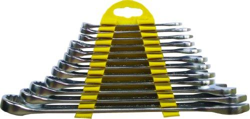 Stanley 70964E 12-Piece Combination Spanner Set