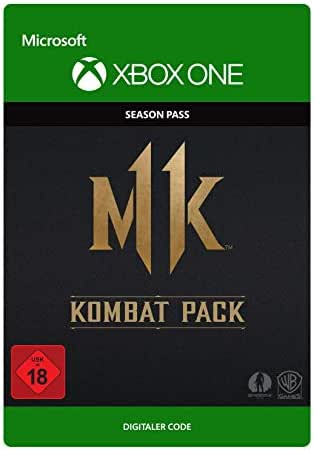 Mortal Kombat 11: Kombat Pack   Xbox One - Download Code