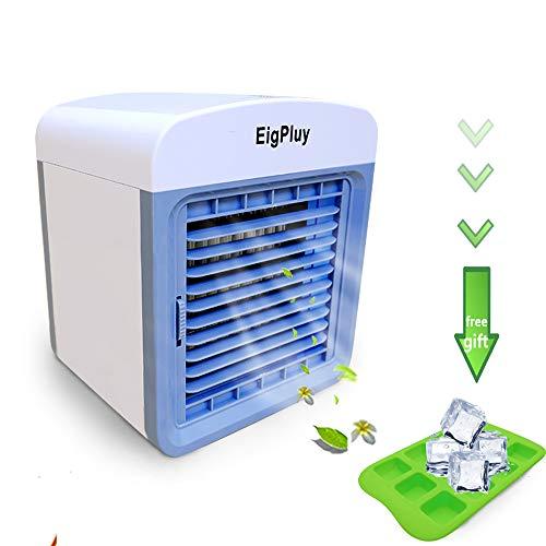 EigPluy Air Cooler Personali Climatizzatore Portatile Mini Raffreddatore D'aria Piccolo Ventilatore...