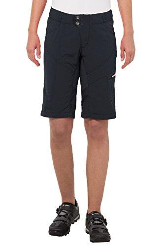 VAUDE Damen Hose Women\'s Tamaro Shorts, Black, 38, 05487