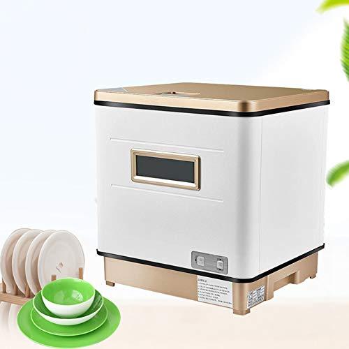 Smart dishwasher STBD-Lavastoviglie da Appoggio Compatta Portatile, Piccola Cucina...