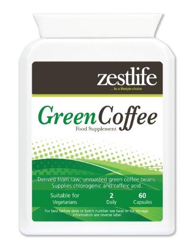 Caffè verde Estratto di 5000mg MAX Forza 5000mg veloce Fat Burner ** IN OFFERTA SPECIALE **