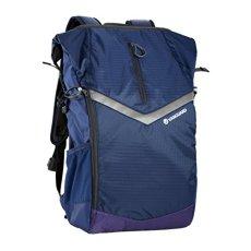 Vanguard Reno - Mochila para cámara espaciosa, convertible en mochila convencional, color azul, talla 41