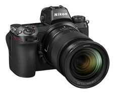 "Nikon Z6+ NIKKOR Z 24–70°F/4S + FTZ Adapter Cámara Mirrorless, CMOS FX de 24.5MP, 273Puntos AF, Mira OLED de 3.686K Quad VGA, Video 4K, LCD 3.2"", Neopreno: 4años de garantía"