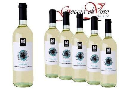 6 bottiglie BIANCO DI CUSTOZA DOC 2018 ROCCA BASTIA 75 cl.