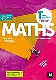Sigma - MATHEMATIQUES 1re Séries technologiques - Ed. 2019 - Manuel élève