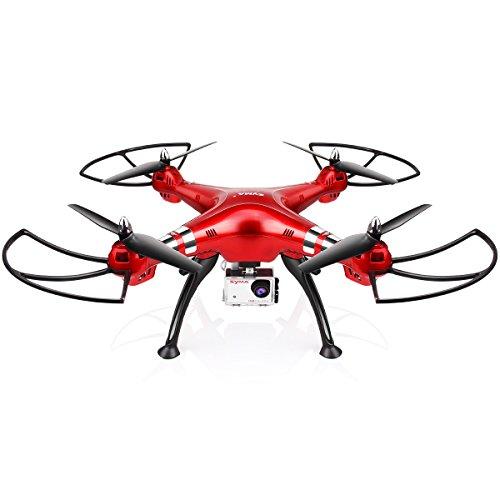Drone con fotocamera HD Professional 8.0MP SYMA X8HG Quadcopter 2.4GHz telecomando Drone con...