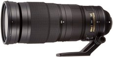 Nikon E 200–500mm f/5.6AF-S NIKKOR Ed Vr lente