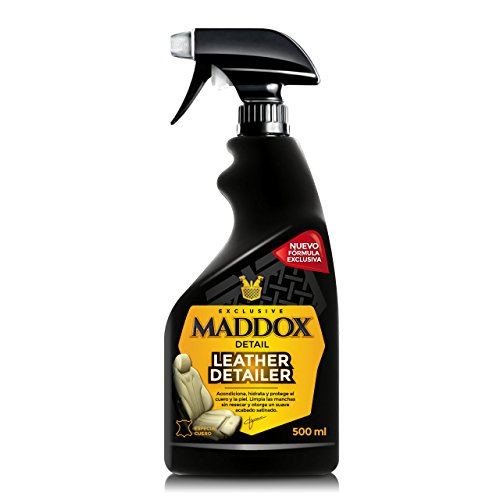 Maddox Detail 30202 Leather Detailer-Detergente per Cuoio e Pelle (500 ml)