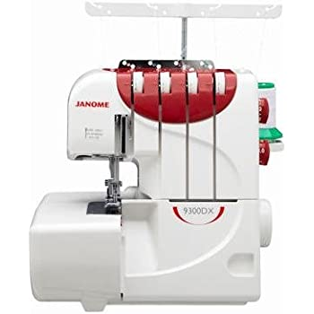 Image result for Janome 9300DX Overlocker