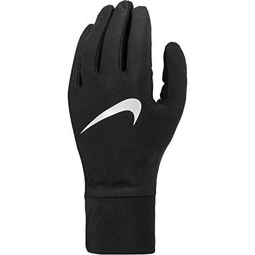 Nike 082 - Guanti da Corsa Leggeri da Uomo, Uomo, N.RG.M0.082.LG, Nero, L