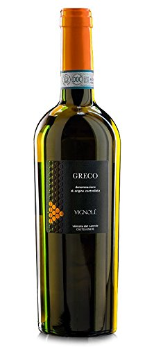 Greco DOP 'Vignolé' - Vinicola del Sannio, Cl 75