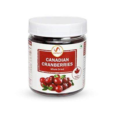 UMANAC Canadian Whole Dried Cranberries 12