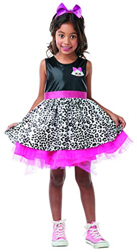 Rubie' s direction LOL sorpresa. Diva Deluxe costume, Multicolore, M