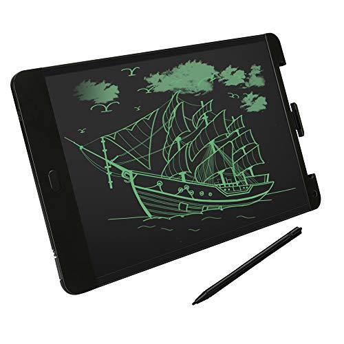 13 Pollici Tavoletta Grafica lcd Scrittura Tablet (31 X 19,2cm) con Penna Wireless,Pulsante di...