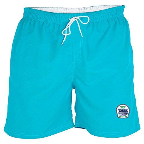 Hombres Bañador DUKE D555 Nuevo Milenrama Grande Talla Trunks Playa Pantalones De Chándal - sintético, Azul, 100% nailon, Hombre, 5XL - XXXXXL
