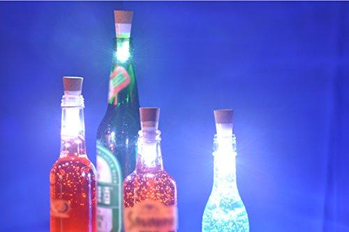 Viwanda Bottle Light LED rechargeable USB Party Xmas Gift