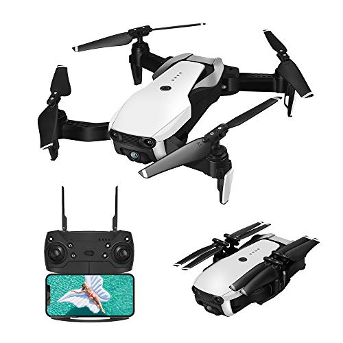 EACHINE E511 Drone con Telecamera HD 1080P Pieghevole Drone con WiFi FPV App Mobile Controllo Grandangolare Selfie