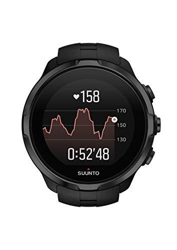 Suunto Spartan Sport Wrist HR, schwarz