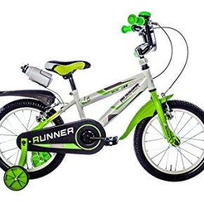 F.lli Schiano - Bicicleta para niño - Modelo: Runner