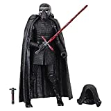 Hasbro Star Wars- The Black Series Leader Supremo Kylo Ren Action Figure da Collezione Ispirata al Film Star Wars: L'Ascesa di Skywalker, Multicolore, E4076ES1