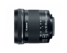 Canon EF S 10 18 mm f/4,5,6 IS STM lente