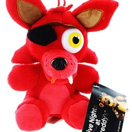 Five Nights At Freddy's 10″ Plush: Foxy