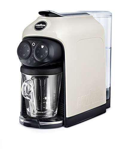 Lavazza A Modo Mio, Deséa White Cream - Macchina per Caffè, Bianco