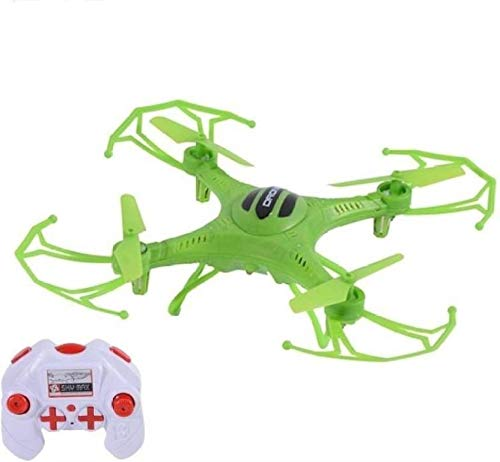 Zest 4 Toyz 2.4Ghz Remote Control Gyro Headless 6CH Drone Quadcopter(Without Camera)- Assorted Color