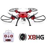 GoolRC Syma X8HG 8.0 MP HD fotocamera RC Quadcopter con barometro...