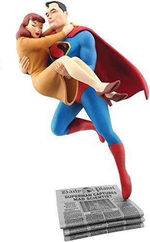 DC Comics jan162698Fleischer Superman Rescate Lois Lane Estatua