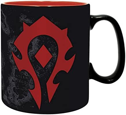 Abystyle World of Warcraft Tasse, 460 ml, Horde