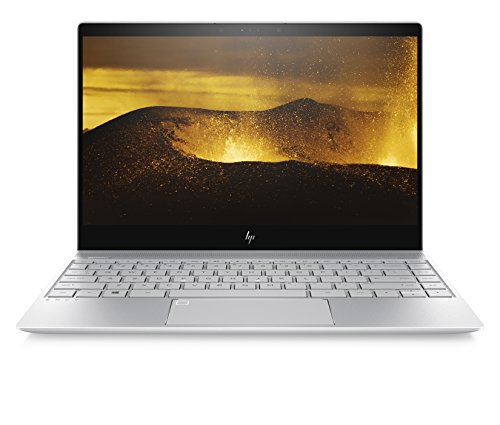 "HP Envy 13-ad009ns - Ordenador portátil de 13.3"" Full HD (Intel Core i7-7500U, 8 GB RAM, 256 GB SSD, NVIDIA GeForce MX150 GDDR5 de 2 GB dedicada, Windows 10, teclado QWERTY Español) plateado"