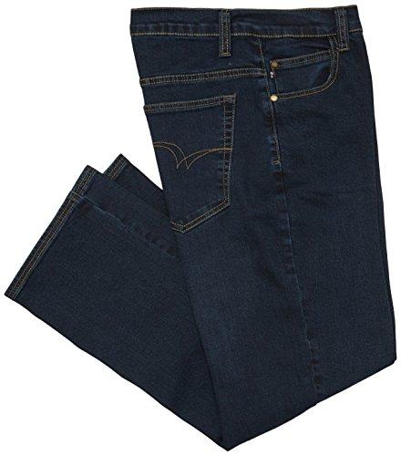 Lee Cooper Men'Stretch, lang, Jeans-Design, blau