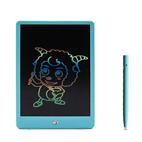 Lavagna a Colori LCD da 10 Pollici/Lavagna da Disegno per Bambini/Lavagna Luminosa/con Schermo di...