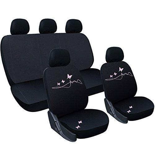 WOLTU AS7304 Set Completo di Coprisedili per Auto Macchina Seat Cover Universali Protezione per...