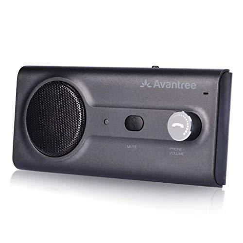 Avantree CK11 NUOVO Kit Vivavoce Bluetooth per Auto, College a Siri e a Google Assistant, Auto...