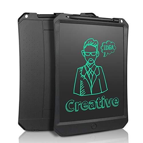 NEWYES Tablet di Scrittura LCD Robot, 10,5 Pollici (Lunghezza), Vari Colori(Nero)