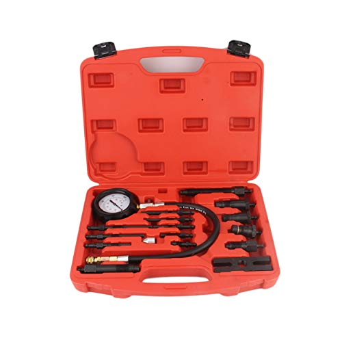 HONGIRT 3/9/17 Pz Pratica Auto Veicolo Cilindro Misuratore del Compressore Misuratori Automatici...